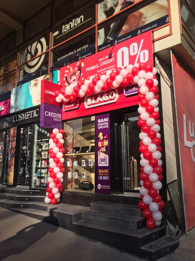 Открытие нового отделение в г.Кишинев