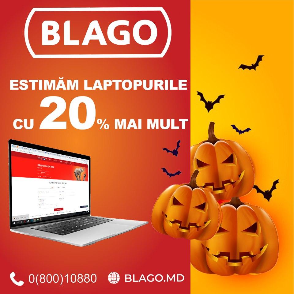 BLAGO Halloween!