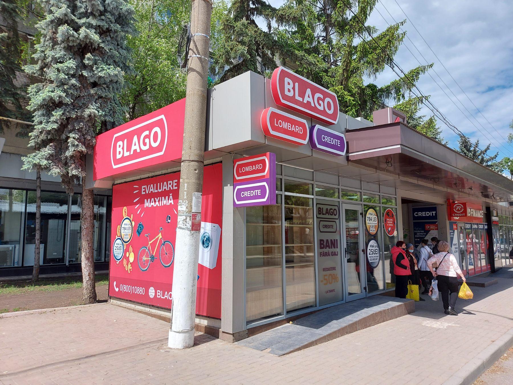 Filiala 039 - o noua filiala in reteaua BLAGO
